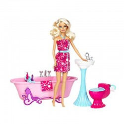 MAY2856 - Barbie Glam...
