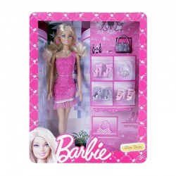 MABCH57 - Barbie Glam Shoes +3