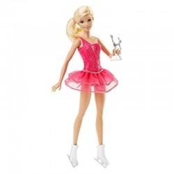MABDT26 - Barbie Ice Skater...