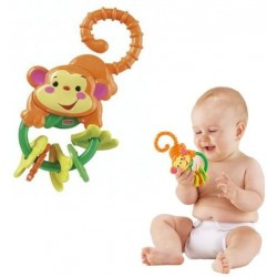 MAL0513 - FP Monkey Teether...