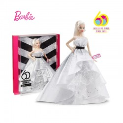MAFXD88 - Barbie 60th...