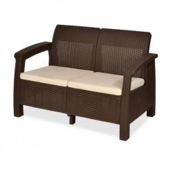 NAGOA2 - Goa Sofa 2 Seater