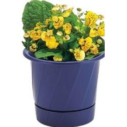 NO707- 12.4CM Round Flower Pot