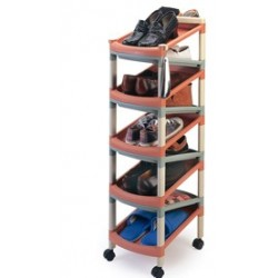 NO363/9 - Shoe Rack 9 Tier