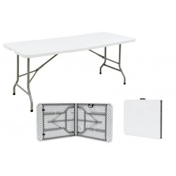 LZ183 - Rect Folded Table...