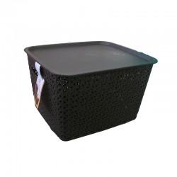 RP24061-Royal Basket W.Lid...