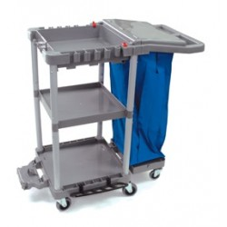 NO328-3- Cleaning Trolley