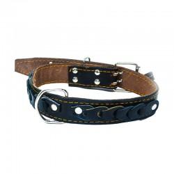 HGFF7184-5-Leather Pet...