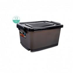 NO8071BK - Rect Storage Box...