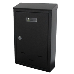 HGMBK1003C - Metal Mail Box