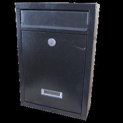 HGMBK1006A - Metal Mail Box